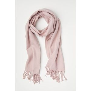 H&M Accessories - ✨Woven Scarf - Powder Pink